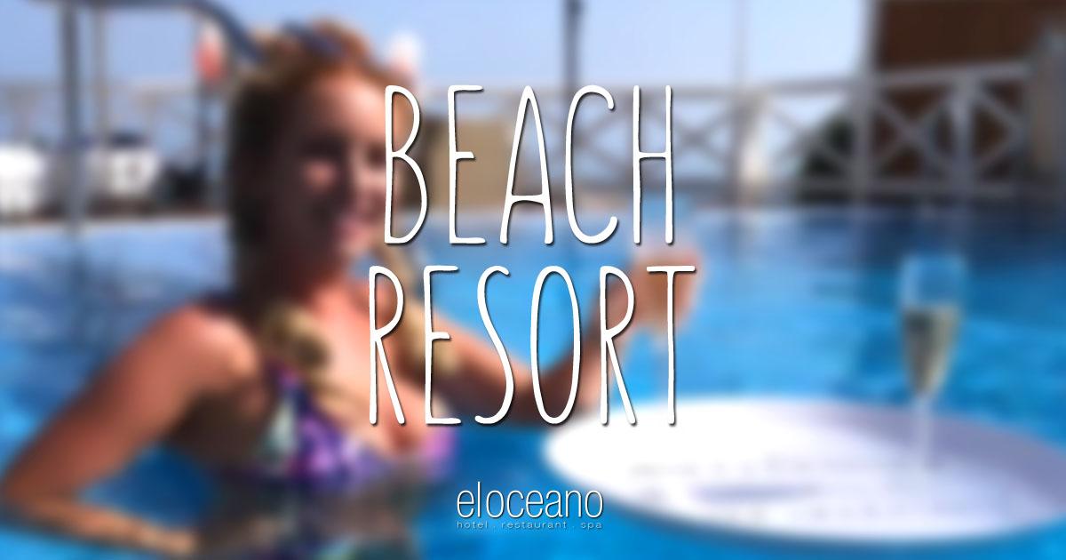 Hotels in Spain on the Beach - El Oceano Hotel Restaurant Mijas Costa Costa del Sol Spain OG01