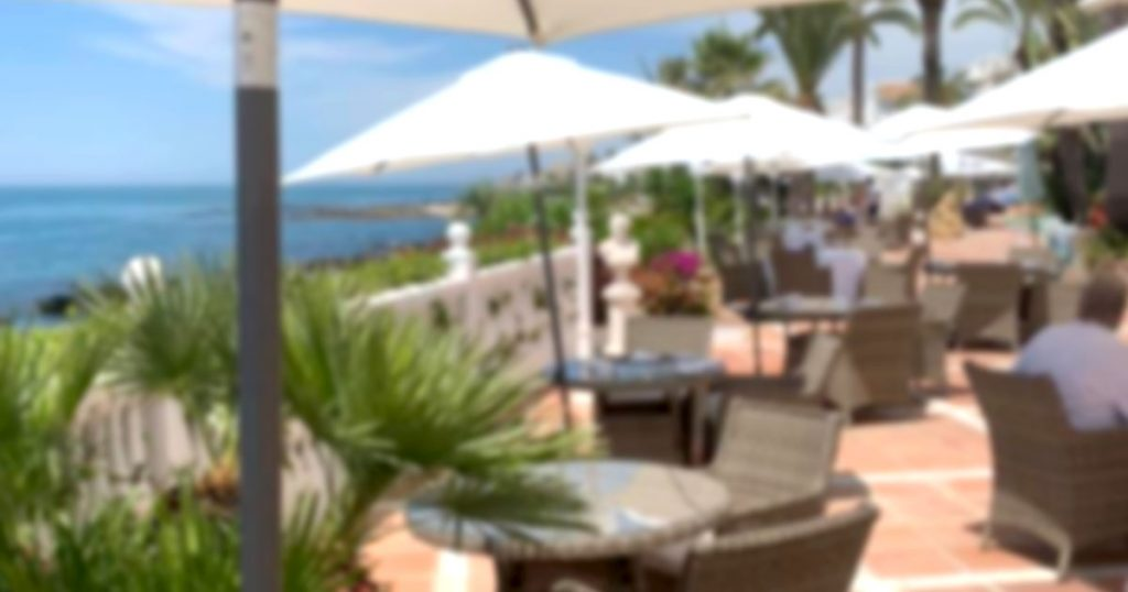 Small Luxury Hotels Spain - El Oceano Hotel Restaurant Mijas Costa Costa del Sol Spain OG02