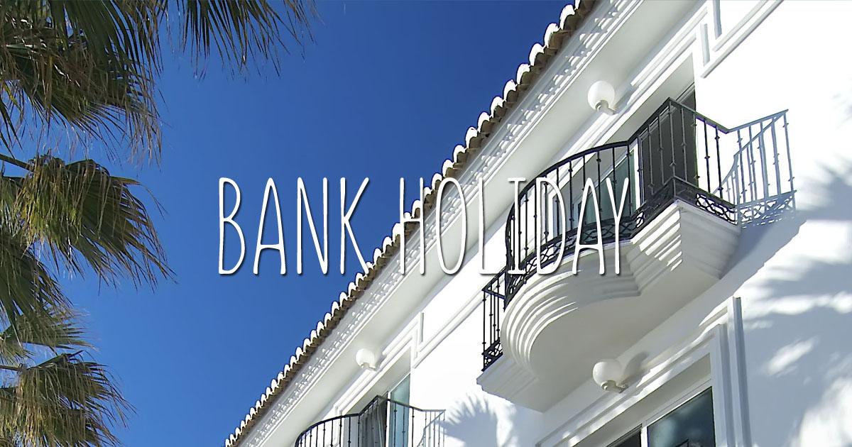 Luxury Spring Bank Holiday - El Oceano Luxury Beach Hotel Mijas Costa Spain OG01
