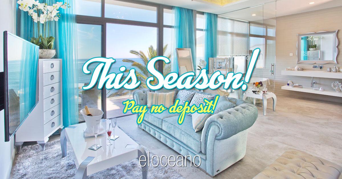 This Season at El Oceano!