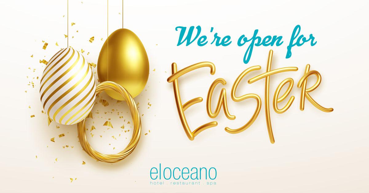 El Oceano Restaurant Re-Opens Easter Sunday OG01