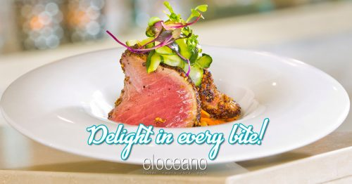 Delight in Every Bite - El Oceano Restaurant, Mijas Costa