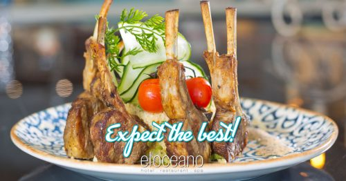 Expect the Best - El Oceano Restaurant, Mijas Costa