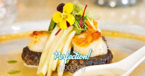 Perfection - El Oceano Restaurant, Mijas Costa, Spain OG01