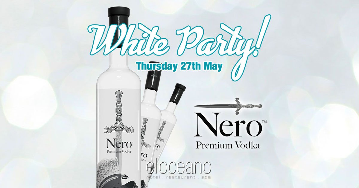 White Party Thursday 27th May