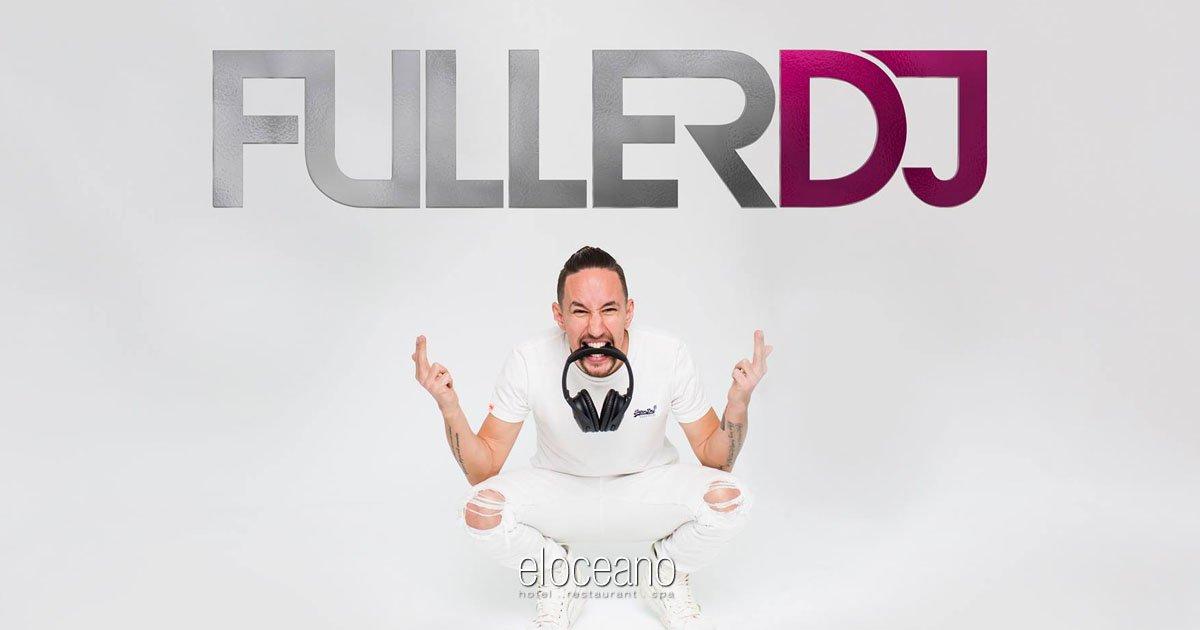 Fuller DJ - Live Music & Entertainment, El Oceano Hotel OG01