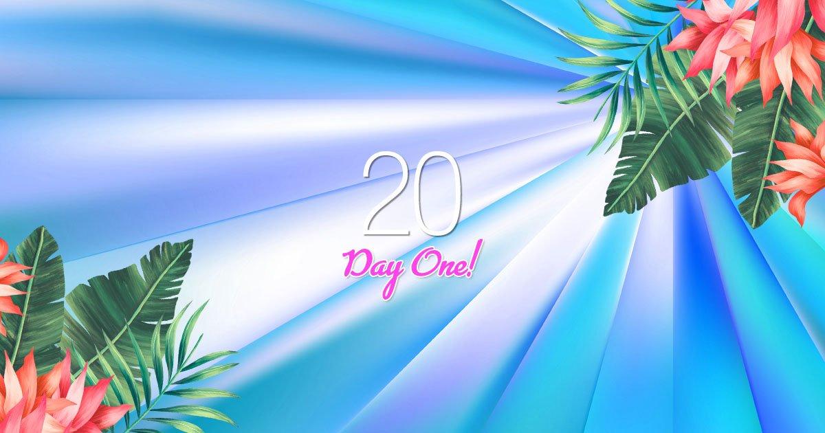 20 Year Party, Day I OG03