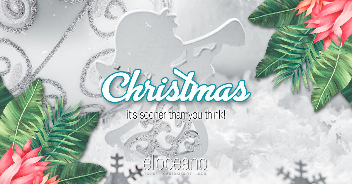 Christmas 2021 El Oceano